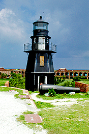 Dry torugas light house