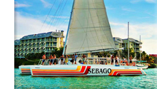 Sebago Sunset Sail