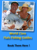 flats fishing guides of Florida keys and Key West