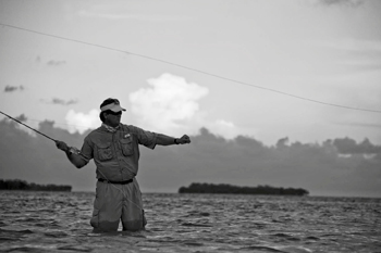 fly fishing the flats of key west for tarpon