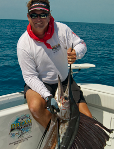 sailfishing wrek and reef