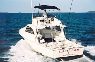 deep sea fishing key west florida